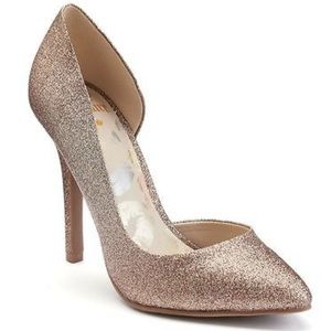 Juicy Couture Cyra Glitter shoes